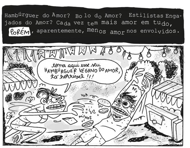 ## Retrospectiva Vitralizado 2016 ## Ugrito #8 – A Mediocrização dos Afetos (Ugra Press), por Fabiane Langona (Chiquinha)