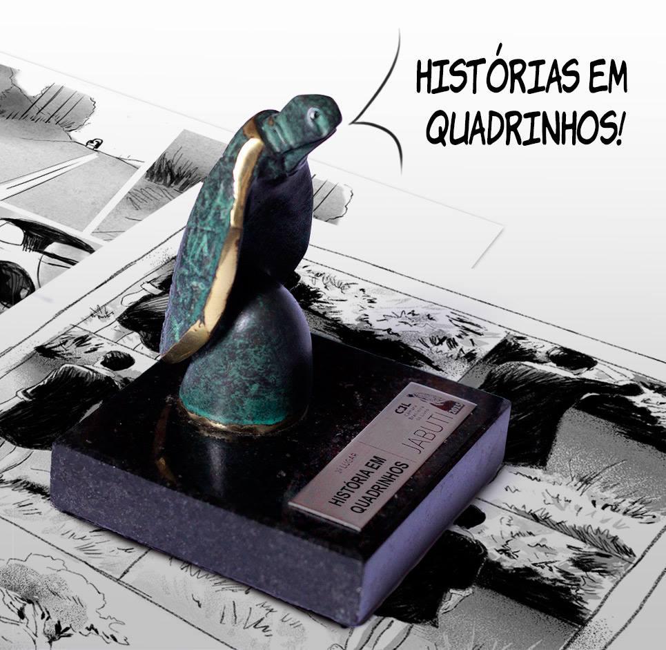 Quadrinistas brasileiros e editores nacionais de HQs pedem a inclusão da categoria 'Quadrinhos' no Prêmio Jabuti 2017 em carta aberta à Câmara Brasileira do Livro