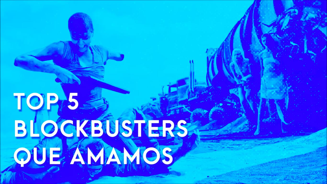 Escafandro Podcast – S01E03: Top 5 blockbusters que amamos