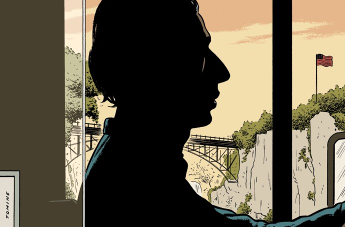 Paterson, por Adrian Tomine