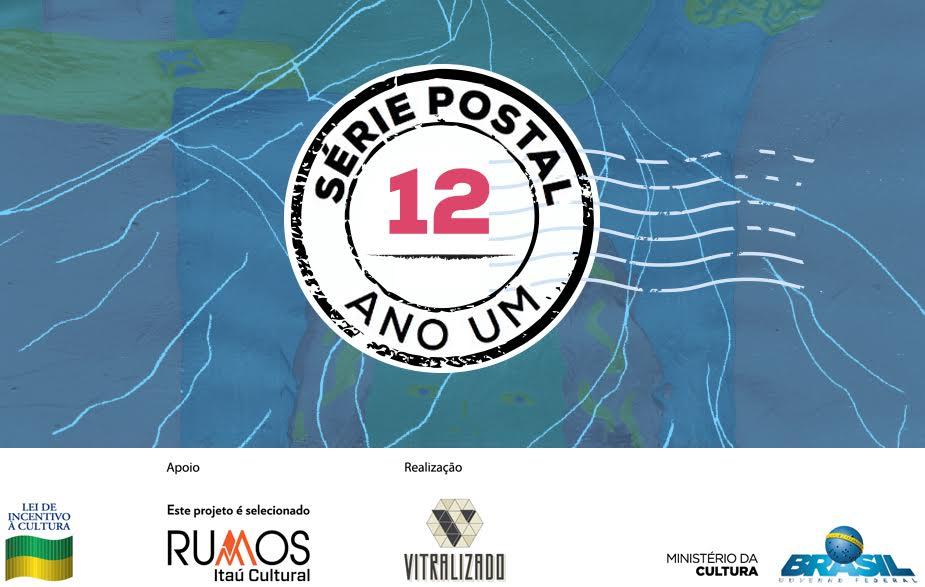 Série Postal: Taís Koshino é a autora do terceiro número da coleção de HQs em formato de cartão postal do Vitralizado