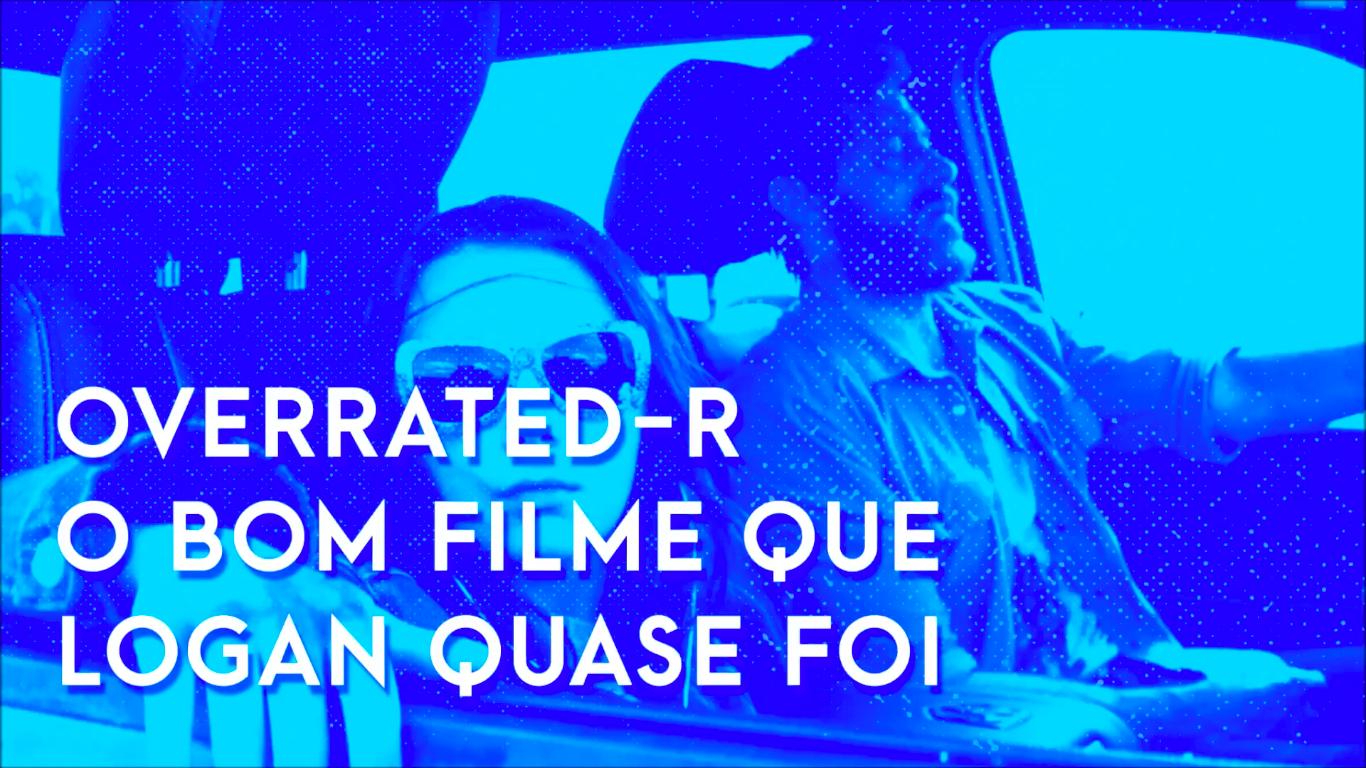 Escafandro Podcast – S01E04: Overrated – R (o bom filme que Logan quase foi)