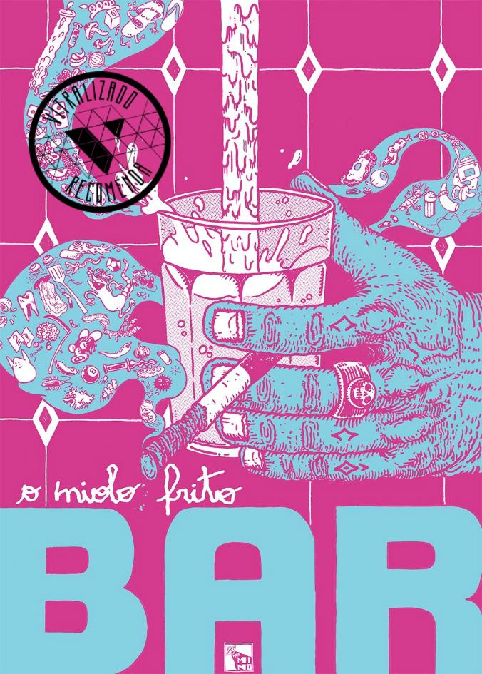 Vitralizado Recomenda #0004: Bar (Mino), por Breno Ferreira, Benson Chin, Adriano Rampazzo e Thiago A.M.S. e Shun Izumi