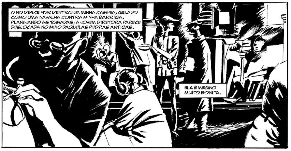 A Vida Secreta de Londres: confira uma prévia da HQ de Alan Moore para a coletânea da Editora Veneta que marca o retorno do autor ao universo do clássico Do Inferno
