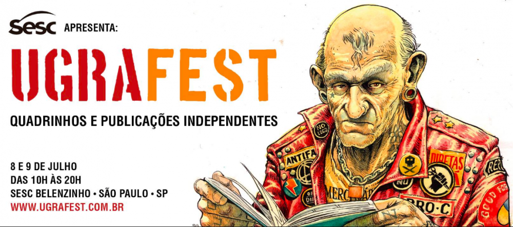 Nos vemos no Ugra Fest 2017?