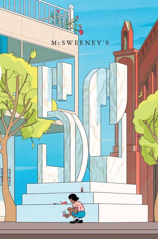 McSweeney's #50, por Chris Ware