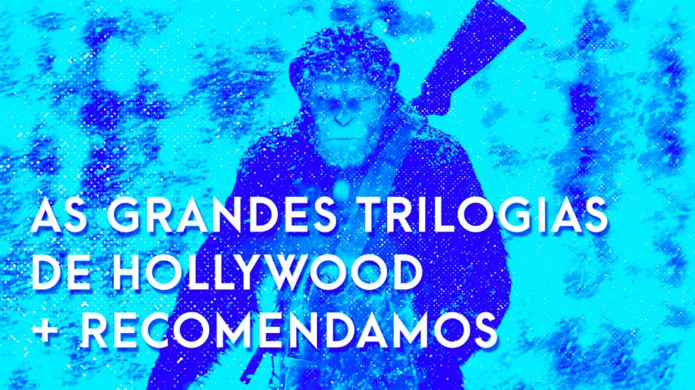 Escafandro Podcast – S02E02: As grandes trilogias de Hollywood + Recomendações
