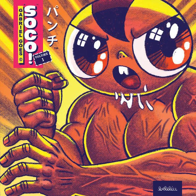 SOCO! Volume 1: Elcerdo fala sobre a próxima HQ de Gabriel Góes e a nova fase da Beleléu