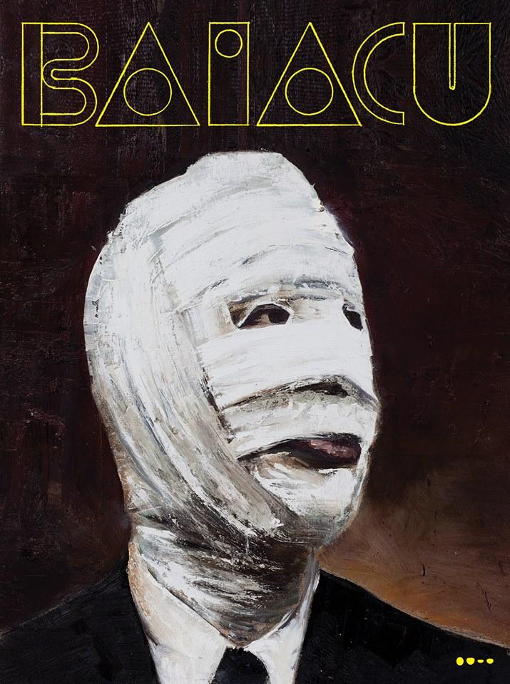 A capa da primeira edição da Baiacu