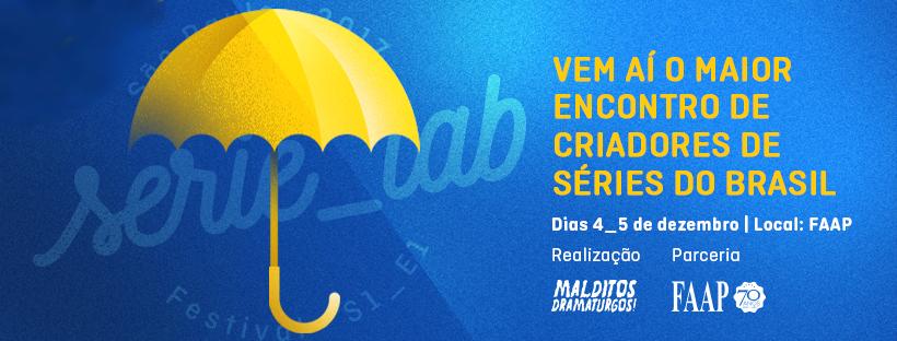Estão abertas as inscrições para a primeira edição do Serie_Lab Festival