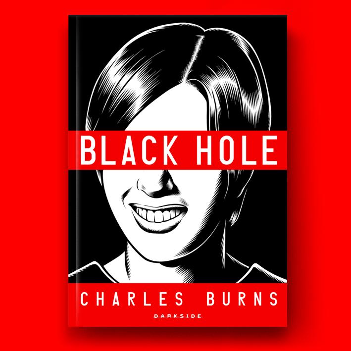 Black Hole: a obra-prima de Charles Burns é o próximo lançamento do selo de HQs da Darkside