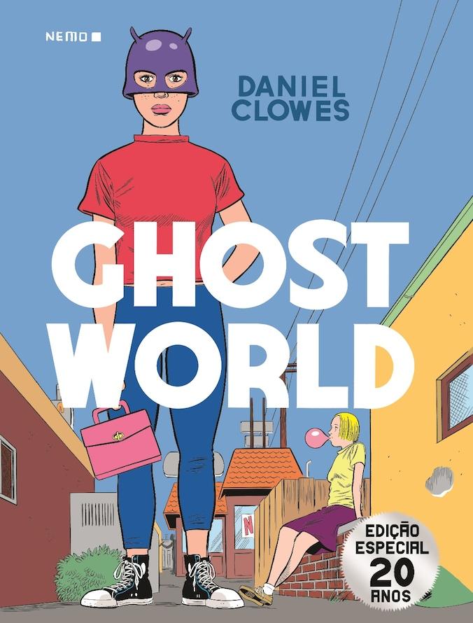 Ghost World: confira uma prévia da edição comemorativa de 20 anos do clássico de Daniel Clowes