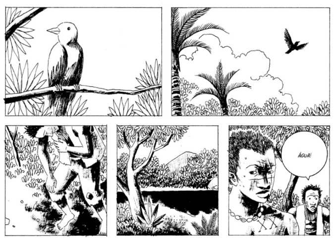 ## Retrospectiva Vitralizado 2018 ## Marcelo D'Salete leva  o Eisner, o Grampo, o Jabuti e o HQMix