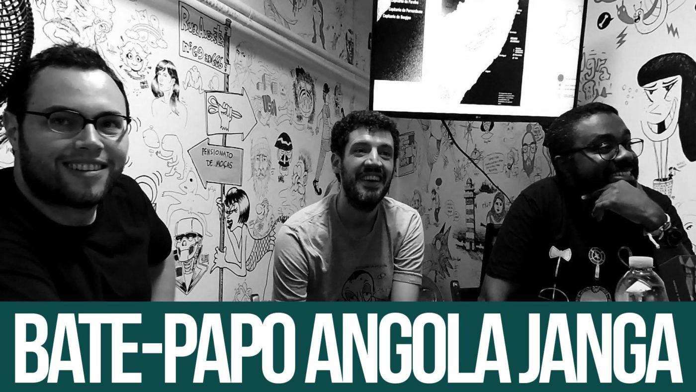 Marcelo D'Salete e as origens de Angola Janga – Uma História de Palmares