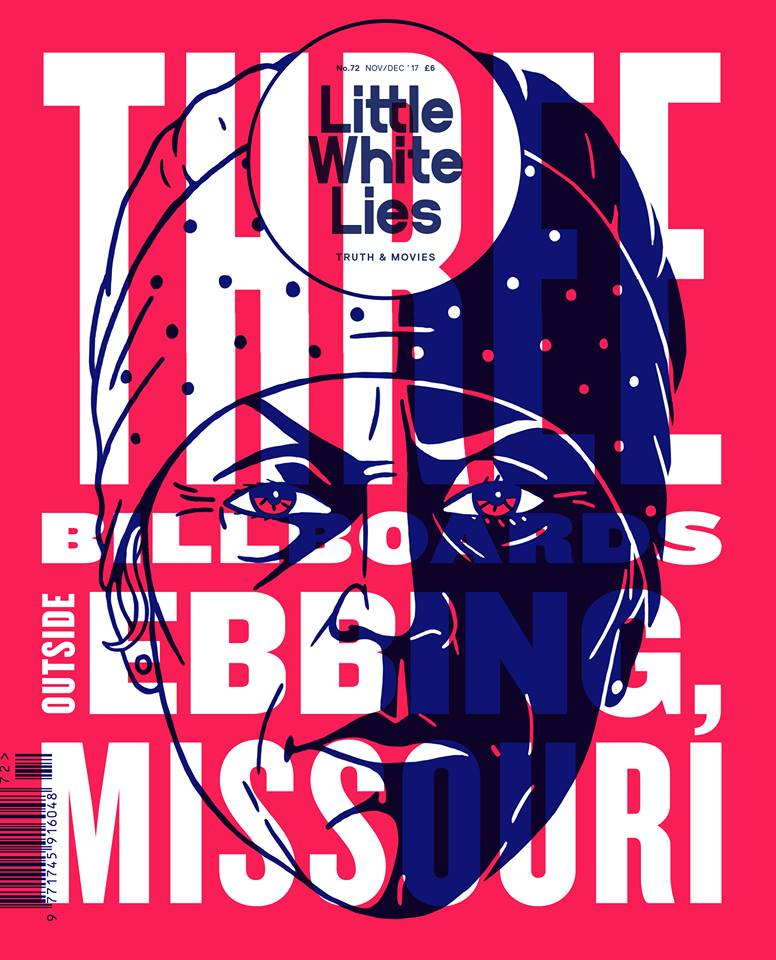 Little White Lies #72: Three Billboards Outside Ebbing, Missouri