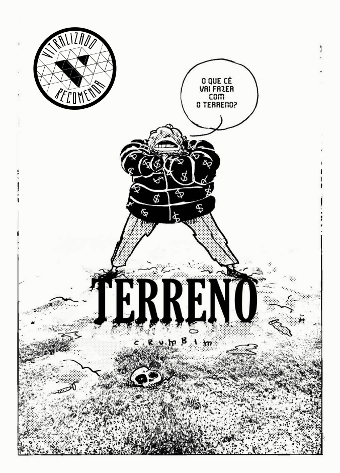 Vitralizado Recomenda #0019: Terreno (independente), por Paulo Crumbim