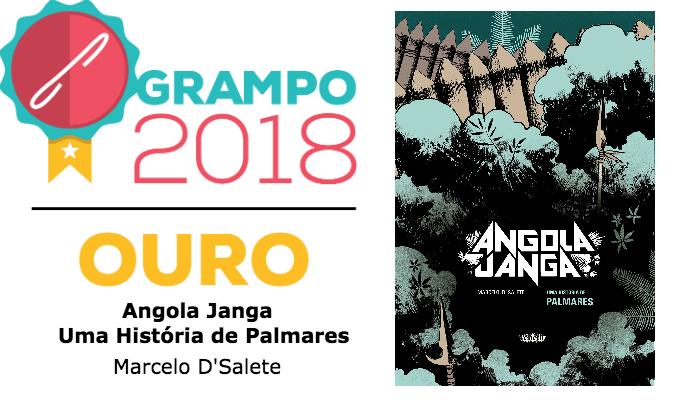 – Prêmio Grampo 2018 de Grandes HQs – O resultado final: as 20 HQs mais votadas