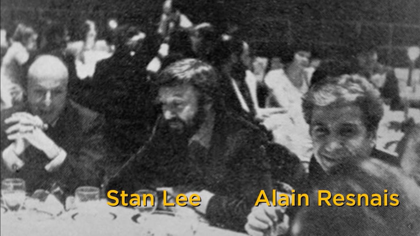 Marvel Mon Amour: a história do filme nunca realizado de Stan Lee com o cineasta Alain Resnais
