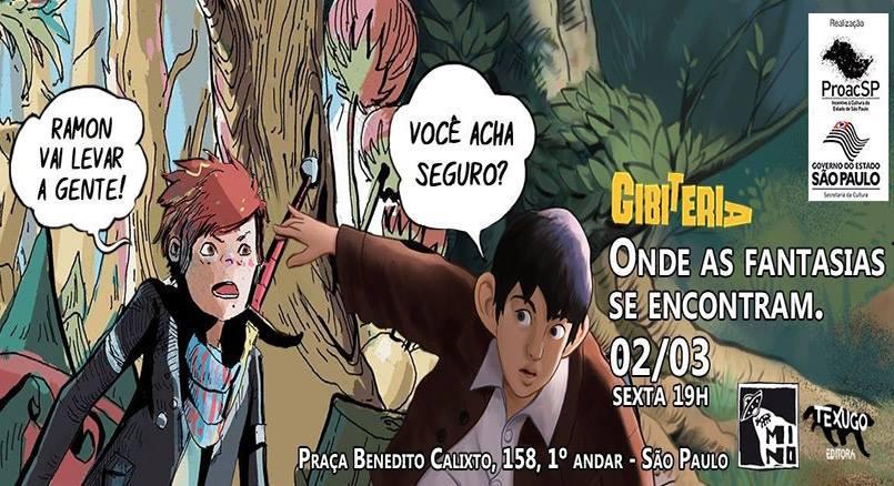 6ª (2/3) é dia de bate-papo com Wagner Willian e Thiago Souto em São Paulo