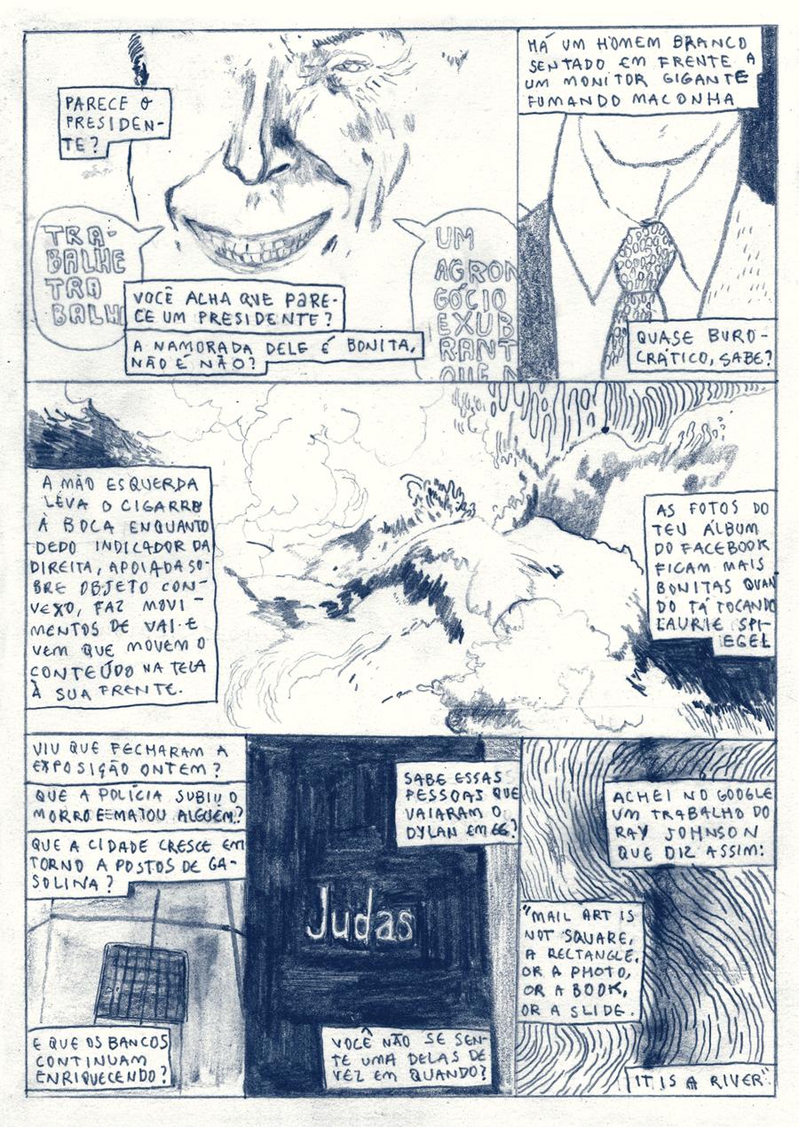 1ª edição Série Postal