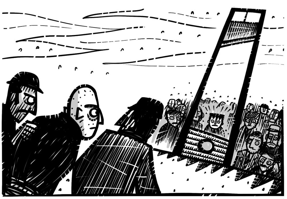 A versão em quadrinhos de André Diniz para O Idiota, de Fiódor Dostoiévski