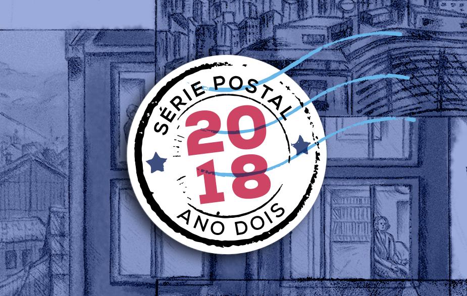 Série Postal: Cecilia Silveira é a autora da terceira edição da coleção em 2018