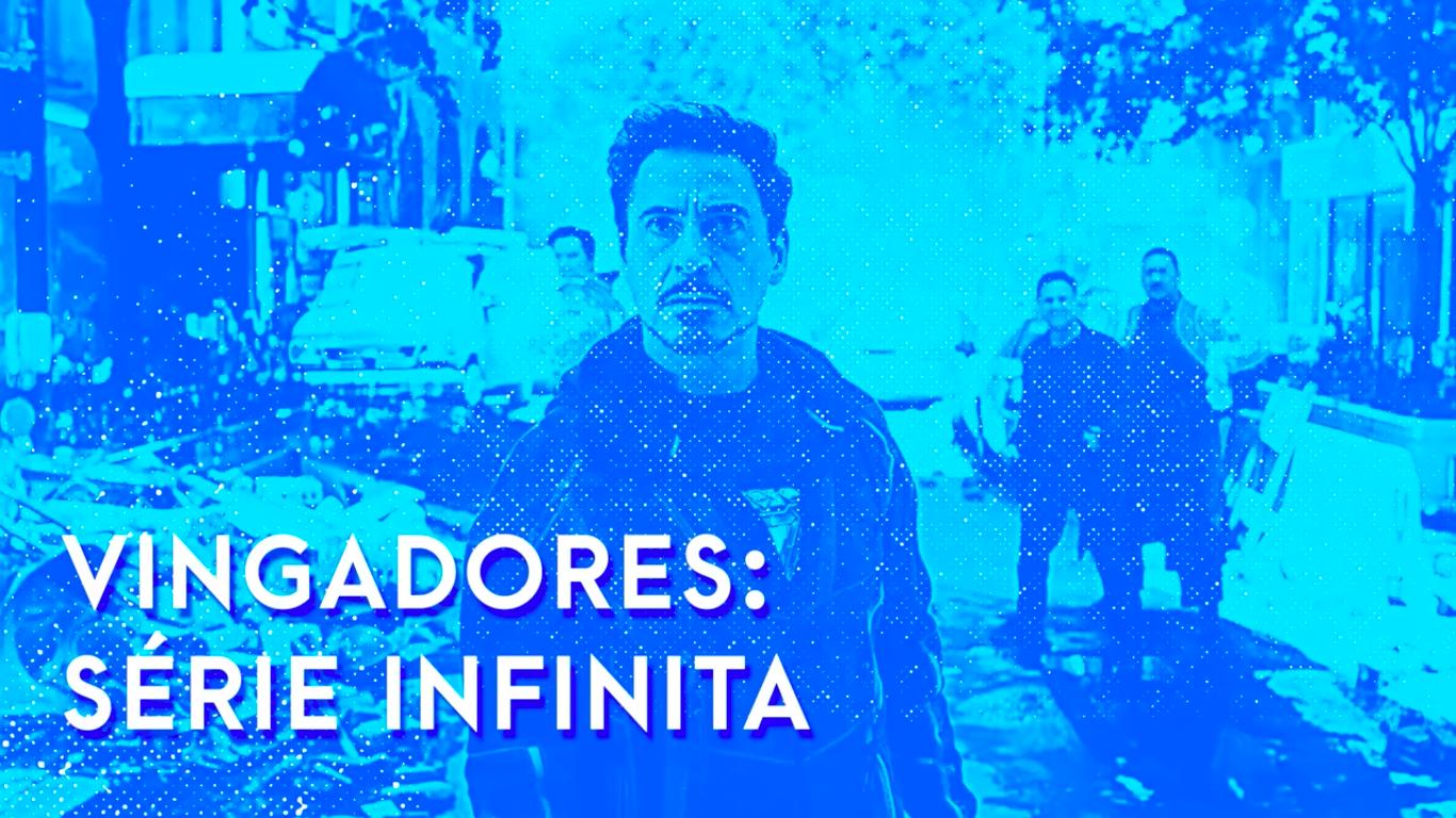 Escafandro Podcast – S03E02: Vingadores: Série Infinita