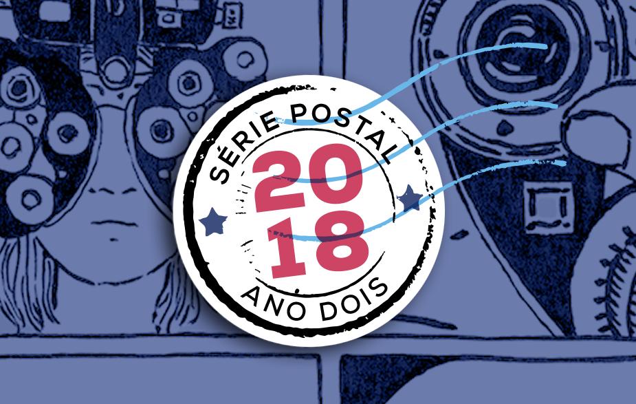 Série Postal: Deborah Salles é a autora da quarta edição da coleção em 2018