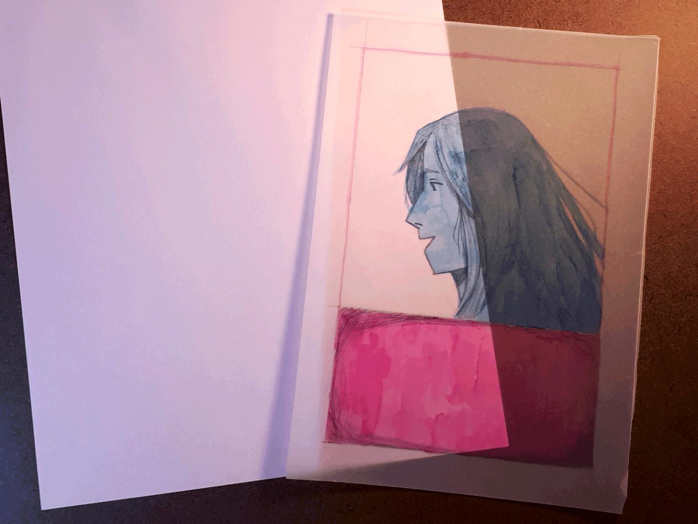 """Raquel Vitorelo e a produção de TILT: """"O hábito de reconhecer padrões quadrinísticos me fez ver um potencial narrativo em fotos do meu cérebro"""""""