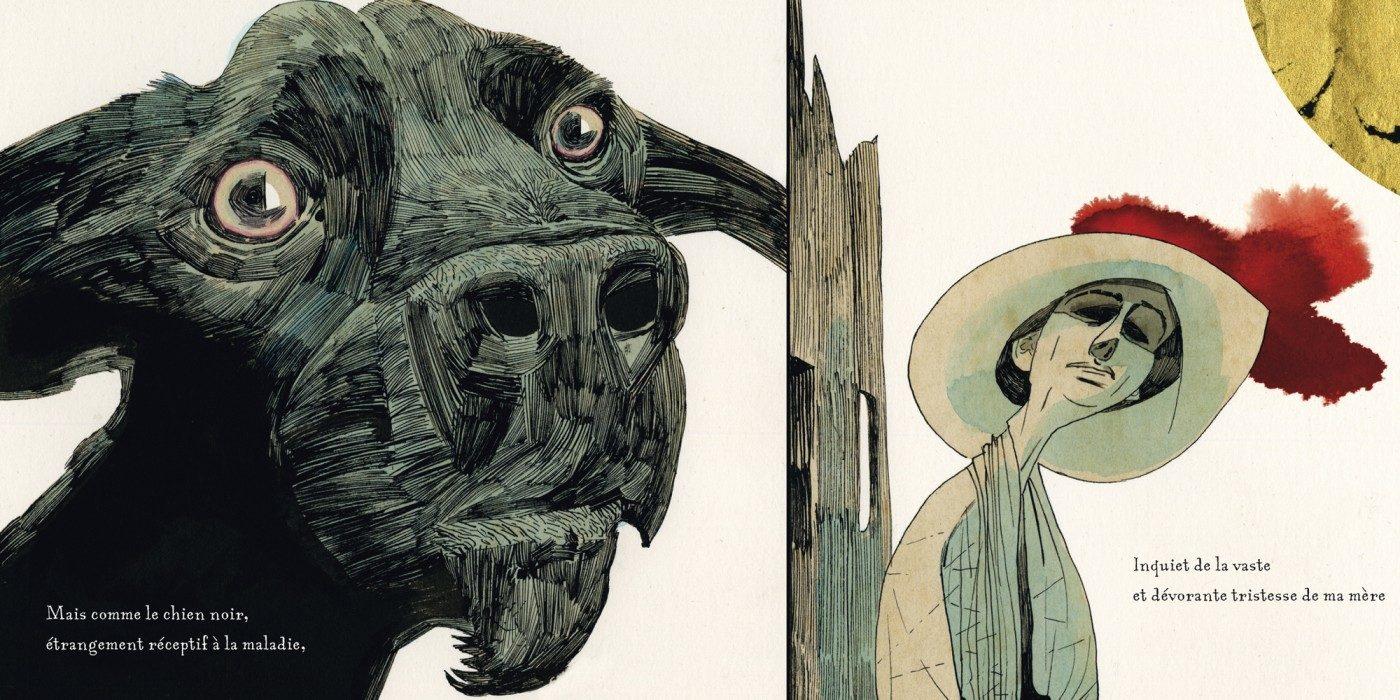 ## Retrospectiva Vitralizado 2018 ## Black Dog: Os Sonhos de Paul Nash (DarkSide Books), por Dave McKean