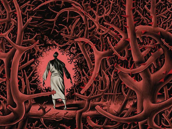 """Dave McKean e a produção de Black Dog: Os Sonhos de Paul Nash: """"Pode ser o livro do qual tenho mais orgulho"""""""