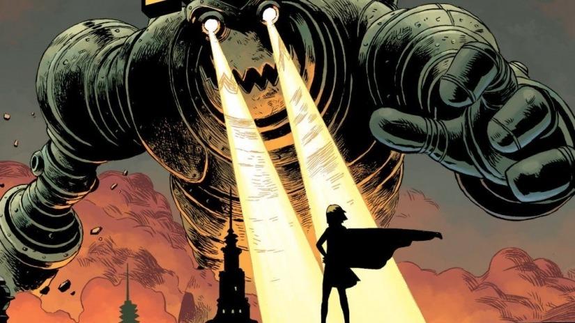 Black Hammer: Origens Secretas, Jeff Lemire e super-heróis