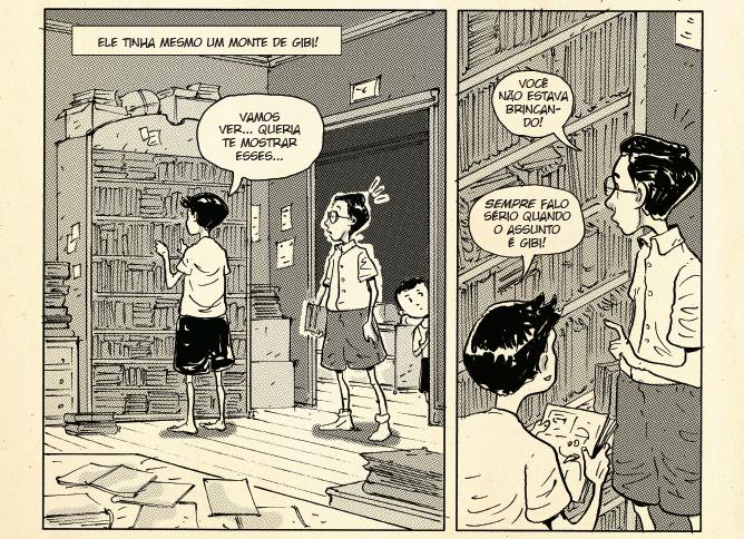 """Papo com Sonny Liew, o autor de A Arte de Charlie Chan Hock Chye: """"O livro virou referência no debate sobre censura em Singapura"""""""