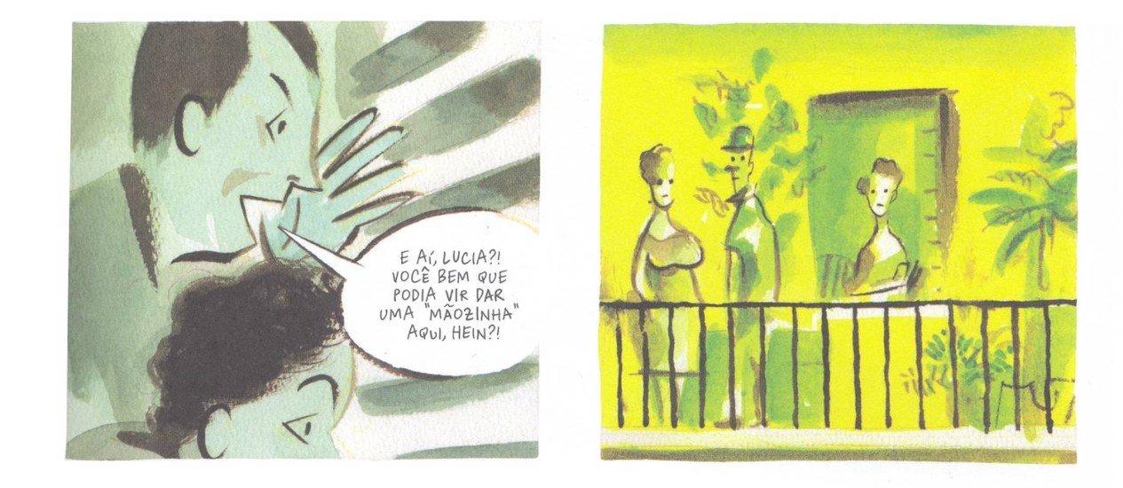 Manuele Fior e os bastidores e as inspirações de Cinco Mil Quilômetros Por Segundo e A Entrevista