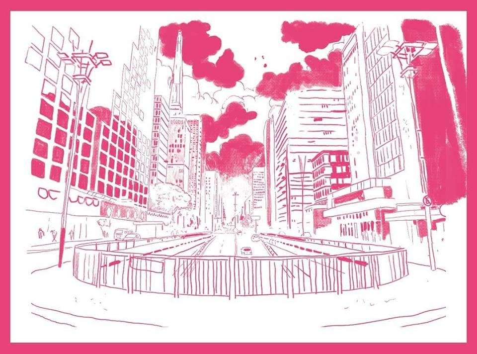 """Thiago Souto e a Av. Paulista – Parte #1: """"Parecia coisa de ficção científica"""""""