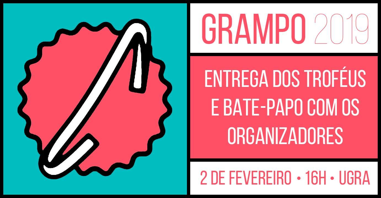 Sábado (2/2) é dia de anúncio dos vencedores do Prêmio Grampo 2019