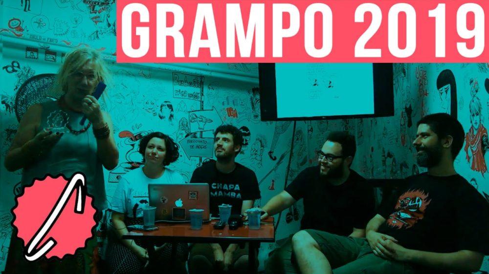 Está no ar o vídeo da cerimônia do Prêmio Grampo 2019 (via Papo Zine)
