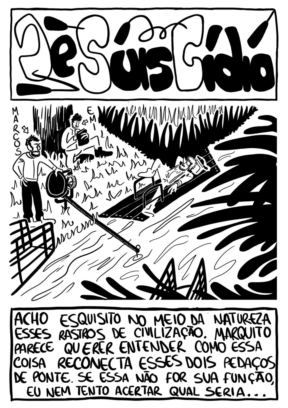 Je Suis Cídio #3, por João B. Godoi