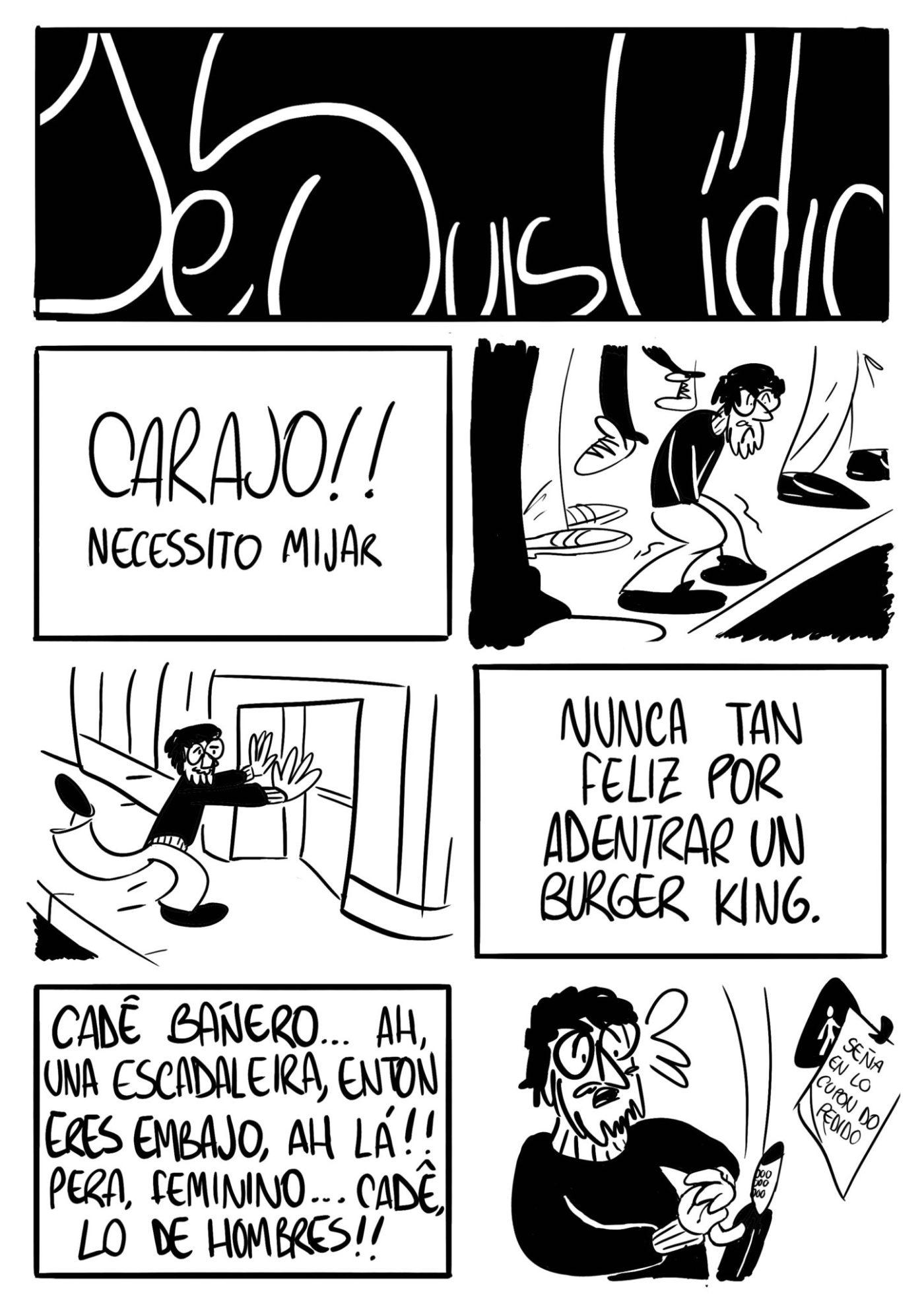 Je Suis Cídio #7, por João B. Godoi
