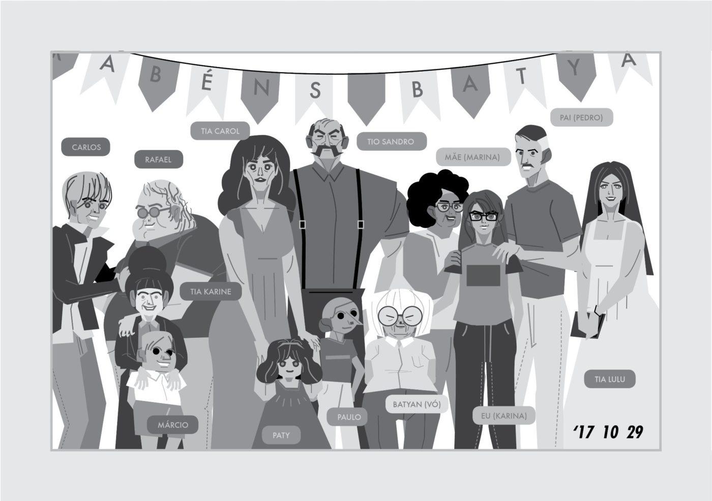 """Papo com Rodrigo Okuyama, o autor de Brasil.exe, a 18ª edição da coleção Ugrito: """"Não me sinto confortável na criação dos meus trabalhos, é sempre um processo penoso de escolhas e abandonos"""""""