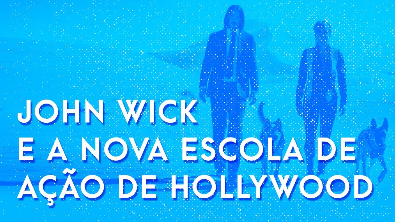 Escafandro Podcast: John Wick e a nova escola de ação de Hollywood