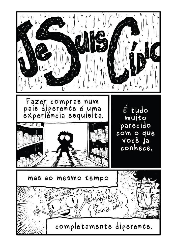 Je Suis Cídio #10, por Kainã Lacerda