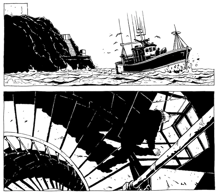 """Papo com Chabouté, autor de Solitário, Um Pedaço de Madeira e Aço e Moby Dick: """"Meu trabalho é solitário e me alimento de imaginação ao longo de cada dia"""""""
