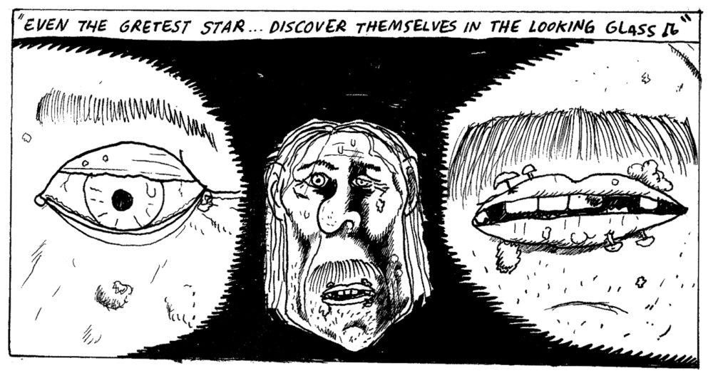 """Papo com Victor Bello, autor de O Alpinista e Úlcera Vórtex: """"Quando começo a desenhar eu nunca sei no que vai dar"""""""