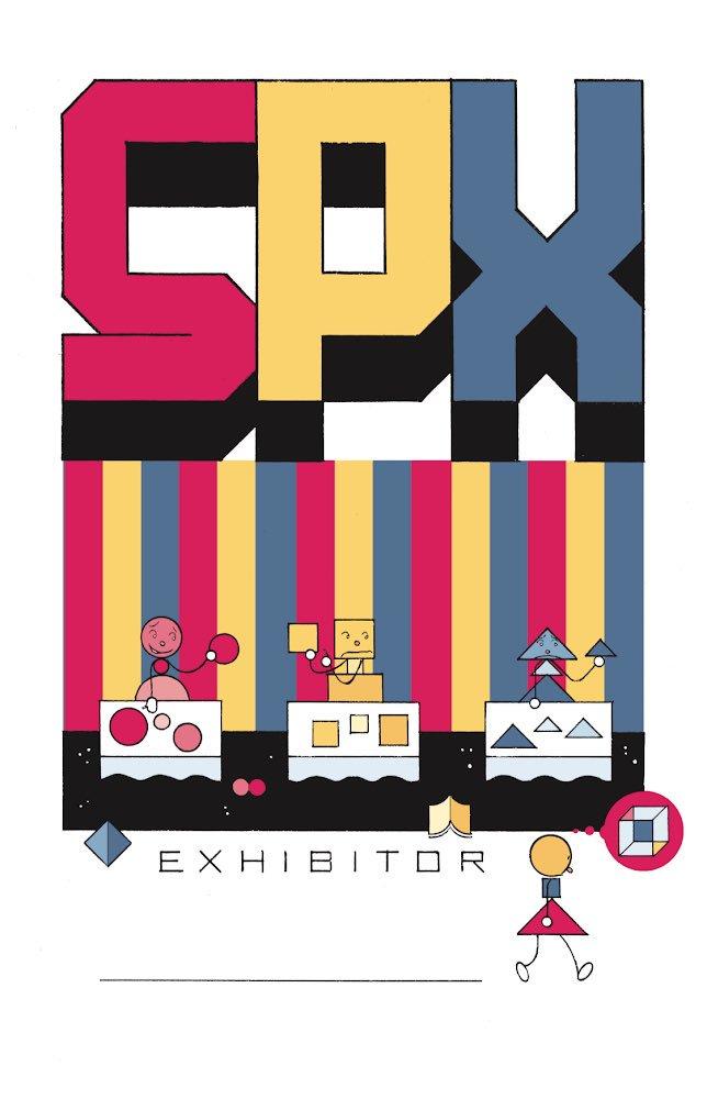 SPX 2019, por Chris Ware