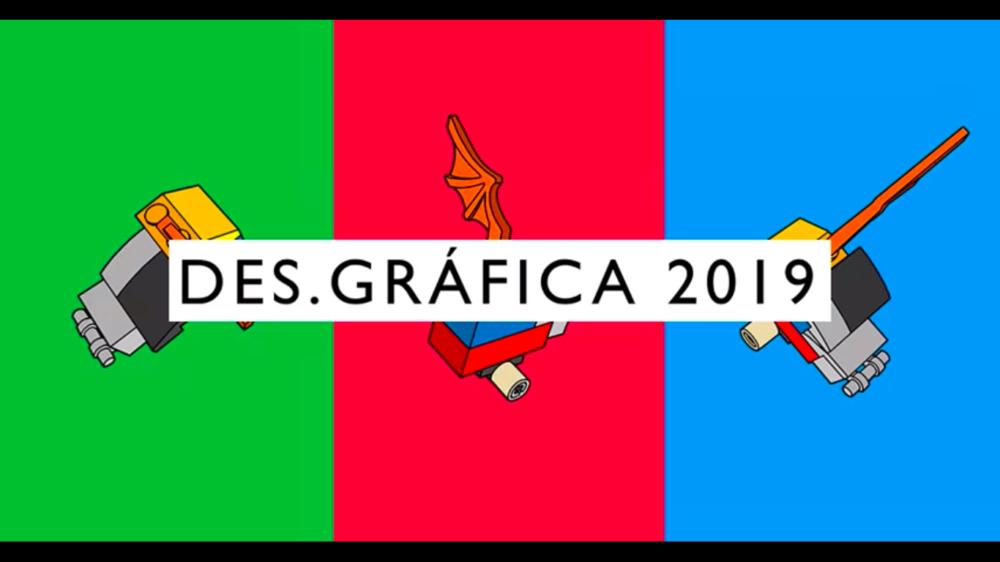 Sábado (19/10) e domingo (20/10) têm lançamento do postal de 7 anos do Vitralizado na Feira Des.Gráfica 2019