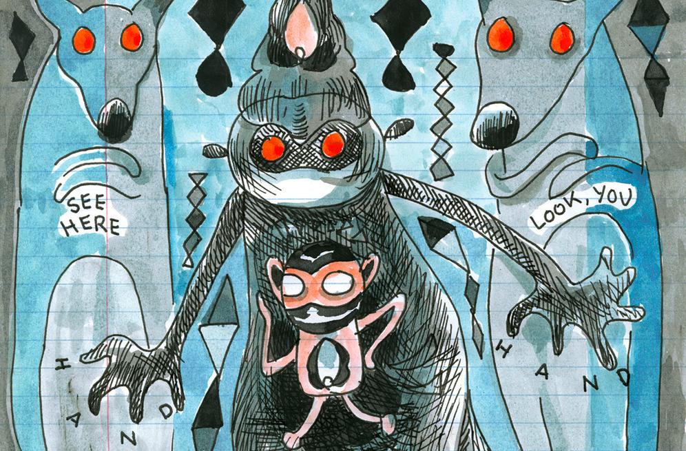 Lynda Barry fala sobre quadrinhos, infância e Robert Crumb. Ouça!
