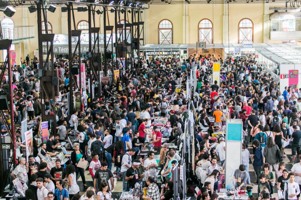 Sarjeta #3: 2020 é ano de FIQ e Bienal de Quadrinhos de Curitiba