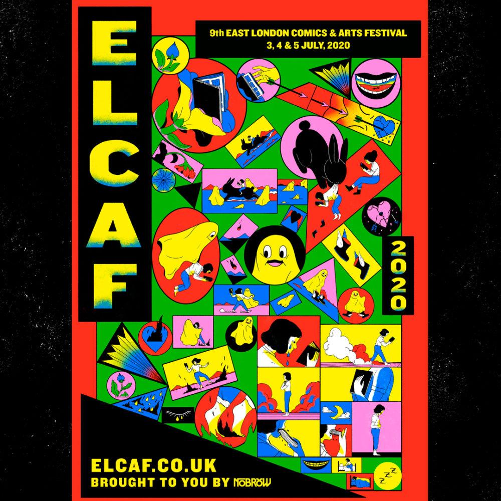 ELCAF 2020, por Cristina Daura