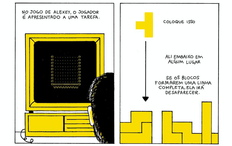 Sarjeta #6: Box Brown fala sobre Tetris, games e a relação entre arte e mercado